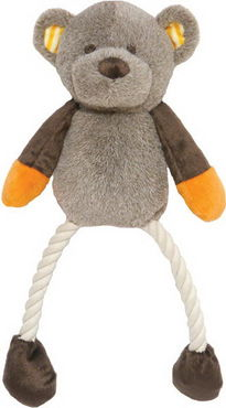 Rosewood Mr Twister Teddy Twister Игрушка мягкая для собак