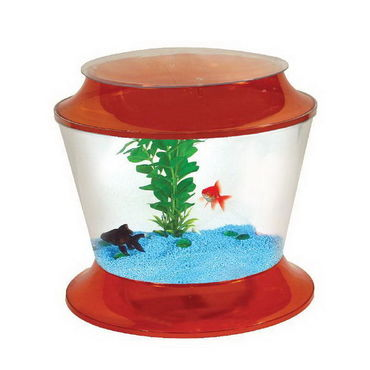 Triol Gold Fish Bowl Аквариум